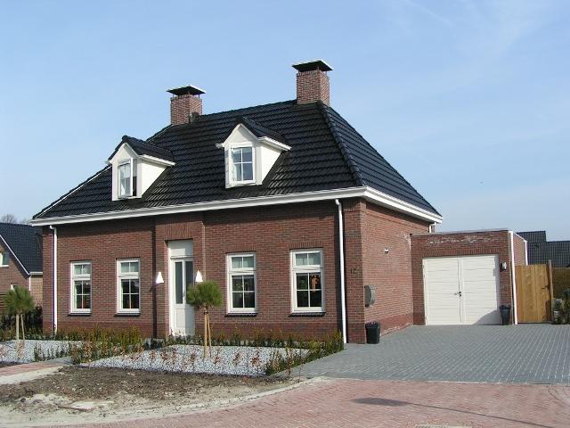Nibu huis vrijstaand for Vrijstaand huis achterhoek