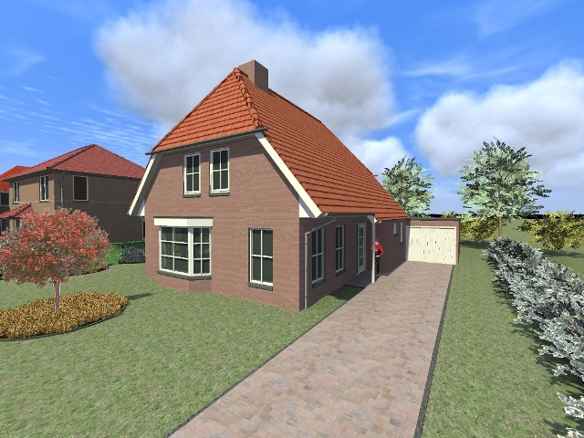 Favoriete NIBU-Huis vrijstaand ZU94