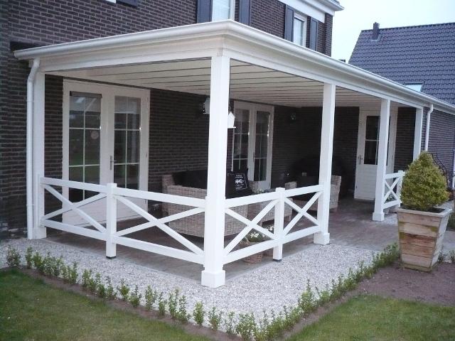 Divers - Te vergroten zijn huis met een veranda ...