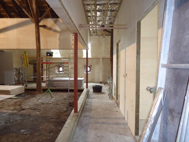 Renovatie restauratie huis ter hansouwe - Huis renovatie ...